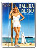 Sail to Balboa Island