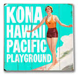 Kona Hawaii Pacific Playground