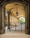 Courtyard Colonnade