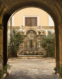 Courtyard Clock