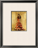 Flamenco Dancer I