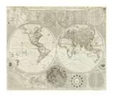 Composite: World or Terraqueous Globe  c1787
