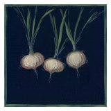 Chalkboard Veggies IV