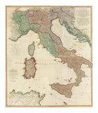 Composite: Italy  c1800