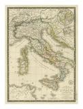 Italie Ancienne  c1828