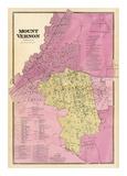 Mt Vernon  New York  c1868