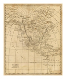 North America  c1812