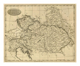 Austrian Dominions  c1812