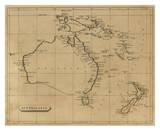 Australasia  c1812