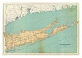 Suffolk County  New York  c1895