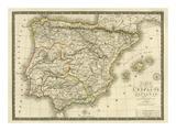 Espagne Ancienne  c1827