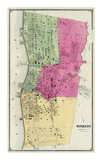 Yonkers  New York  c1868