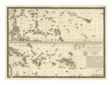 Polynesia  c1827