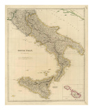 Southern Italy  c1832