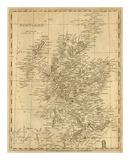 Scotland  c1812