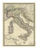 Italie Moderne  c1828
