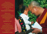 Dalai Lama: Never Give Up on Peace Reproduction d'art