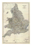 Composite: England  Wales  c1861