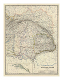 Austria East  c1861