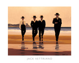Les Billy Boys Reproduction d'art par Jack Vettriano