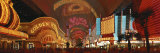 Fremont Street Experience Las Vegas Nv  USA