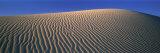 Sand Dunes Death Valley National Park Ca  USA