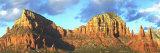 Chapel on Rock Formations  Chapel of the Holy Cross  Sedona  Arizona  USA