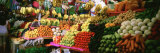 Assorted Fruits and Vegetables on a Market Stall  San Miguel De Allende  Guanajuato  Mexico