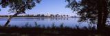 Buildings at the Waterfront  Lake Monona  Madison  Dane County  Wisconsin  USA