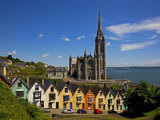 St Colman's Cathedral  Cobh  County Cork  Ireland
