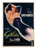 Film Poster for &quot;Gilda&quot;