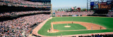 High Angle View of a Stadium  Pac Bell Stadium  San Francisco  California  USA