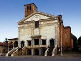 San Sebastiano Church in Mantua