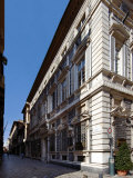 Palazzo Agostino Pallavicino in Strada Nuova in Genoa