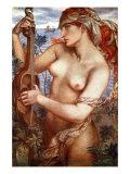 The Siren Mermaid Ligeia