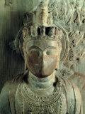 Statue of Bodhisattva Standing: Avalokitesvara Samantamukha