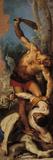 Samson Struggling Against the Philistines