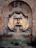 Fountain Mascherone of Santa Sabina
