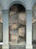 The Cockle-Stairs of the Oratory of the Santissima Annunziata