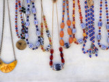 Trade Beads Used in Barter  Fort Mandan  North Dakota