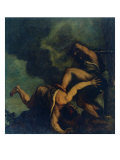 Cain Kills (His Brother) Abel