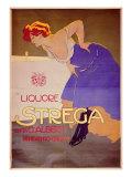 "Poster for ""Liquore Strega"""