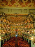 """Bibiena Theater known as the """"Scientifico"""""""
