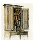Abraham Lincoln's Law Office Bookcase and Writing-Desk