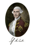 Jeffrey Amherst  Commander-In-Chief of the British Army  Governor-General of British North America