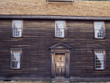 Birthplace of John Adams in Quincy  Massachusetts