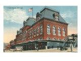 Union Depot  Chicago  Illinois
