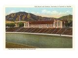 Stadium at University in Boulder