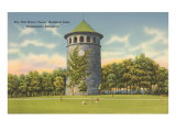 Rockford Park Water Tower