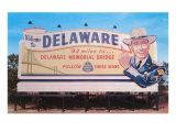 Welcome to Delaware Billboard